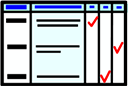 Enquiry form icon