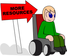 More Resources drawing
