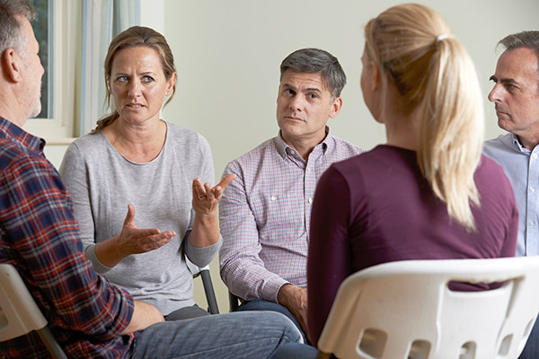 Support groups for parents